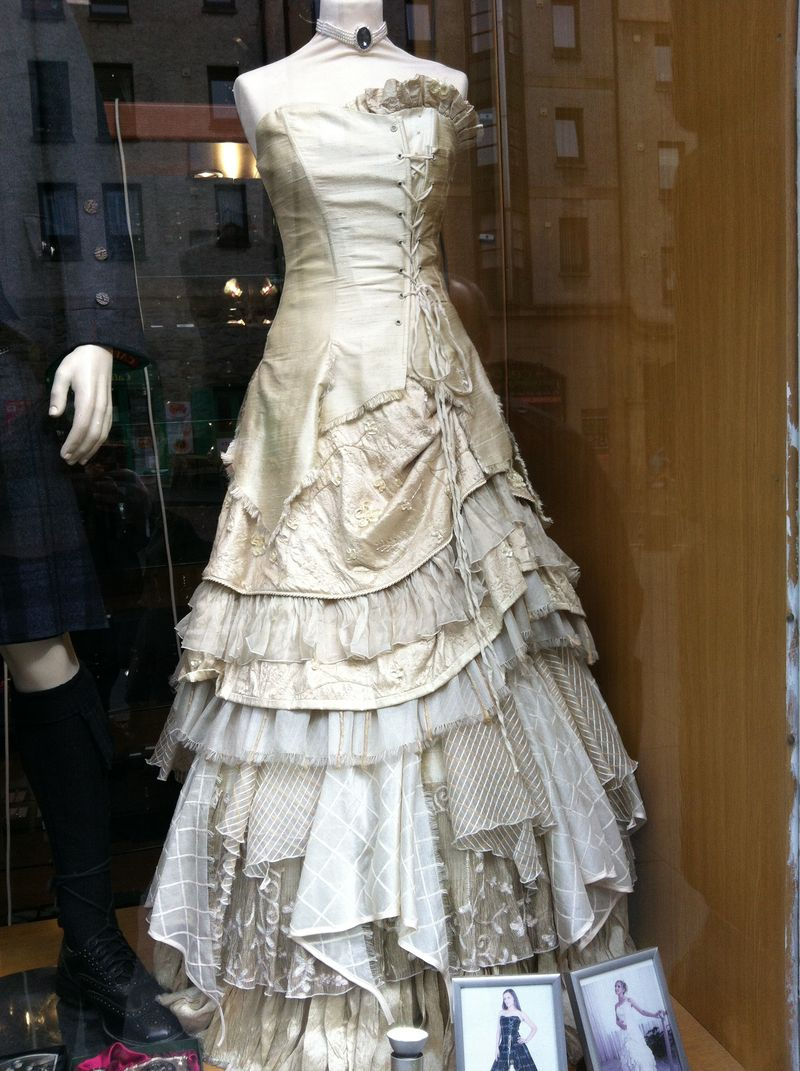Scottishweddingdress