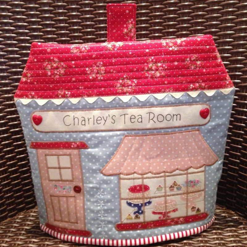 Teacosy front